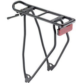 "Racktime I-Valo Light Bike Rack 28"" Dynamo operation black"